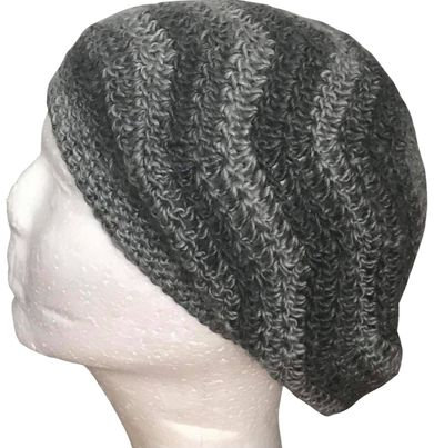 Bistro Ripples Slouchy Beanies