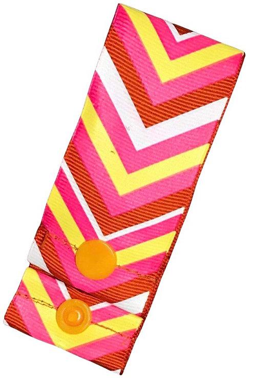 Pink Chevron Pad Hanger