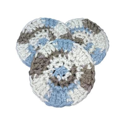 Earth Ombre Face Scrubbies