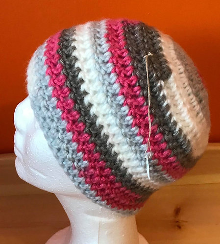 Dreamy Stripes Child Beanie