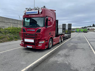 SCANIA R650 - SINDRE