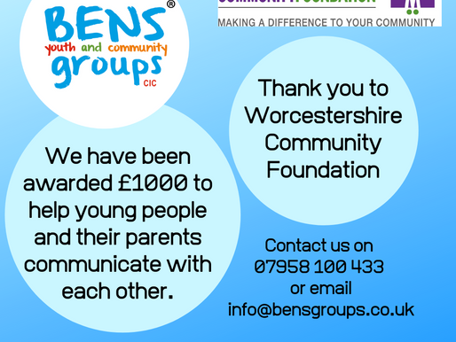 Worcerstershire Community Foundation