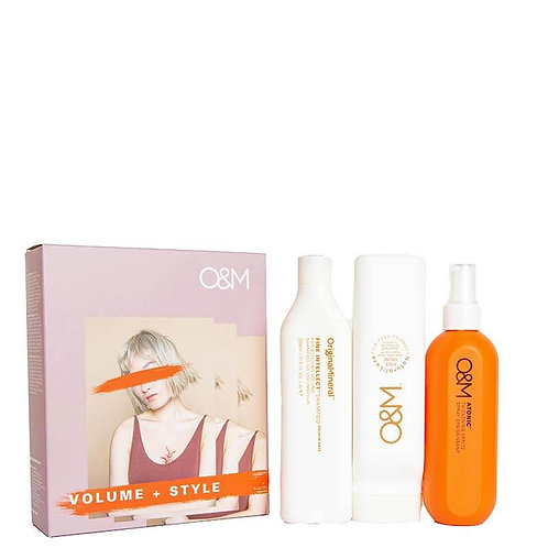 O&M Volume & Style Pack