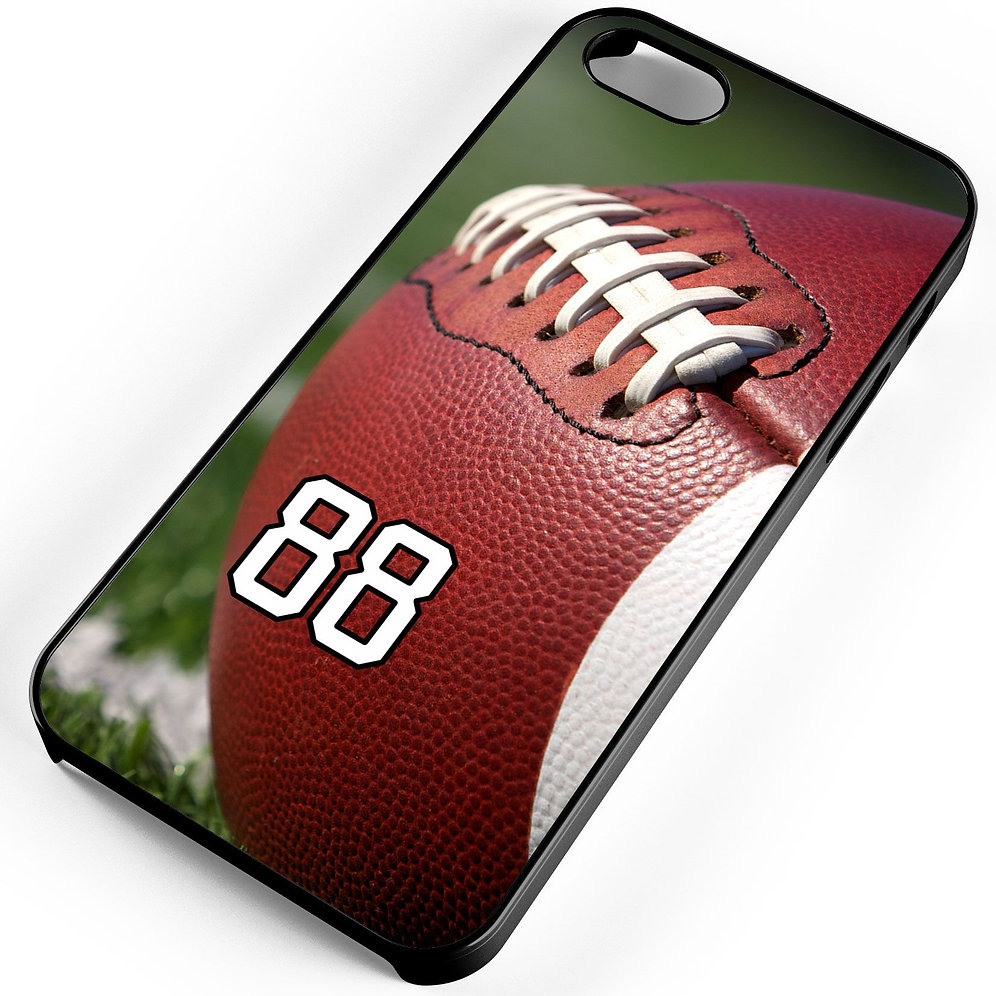 differently 262ae 9d783 Football iPhone Case Design #100   TYD Designs