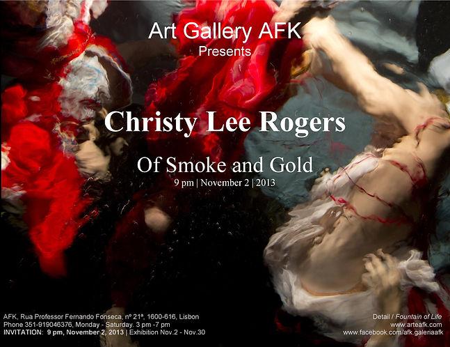 Fotografia | Exposição de Christy Lee Rogers |  Galeria de Arte, Lisboa. AFK