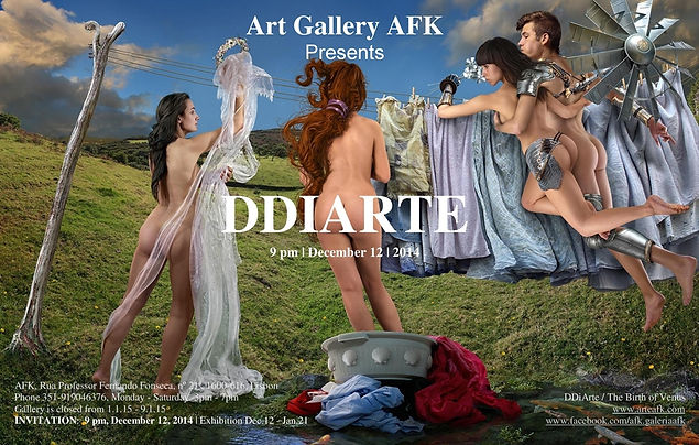 DDiArte | Photography Exhibition | Art Gallery AFK, Lisbon