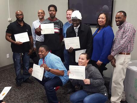 Congratulations, Tool Box Credentials Graduates!
