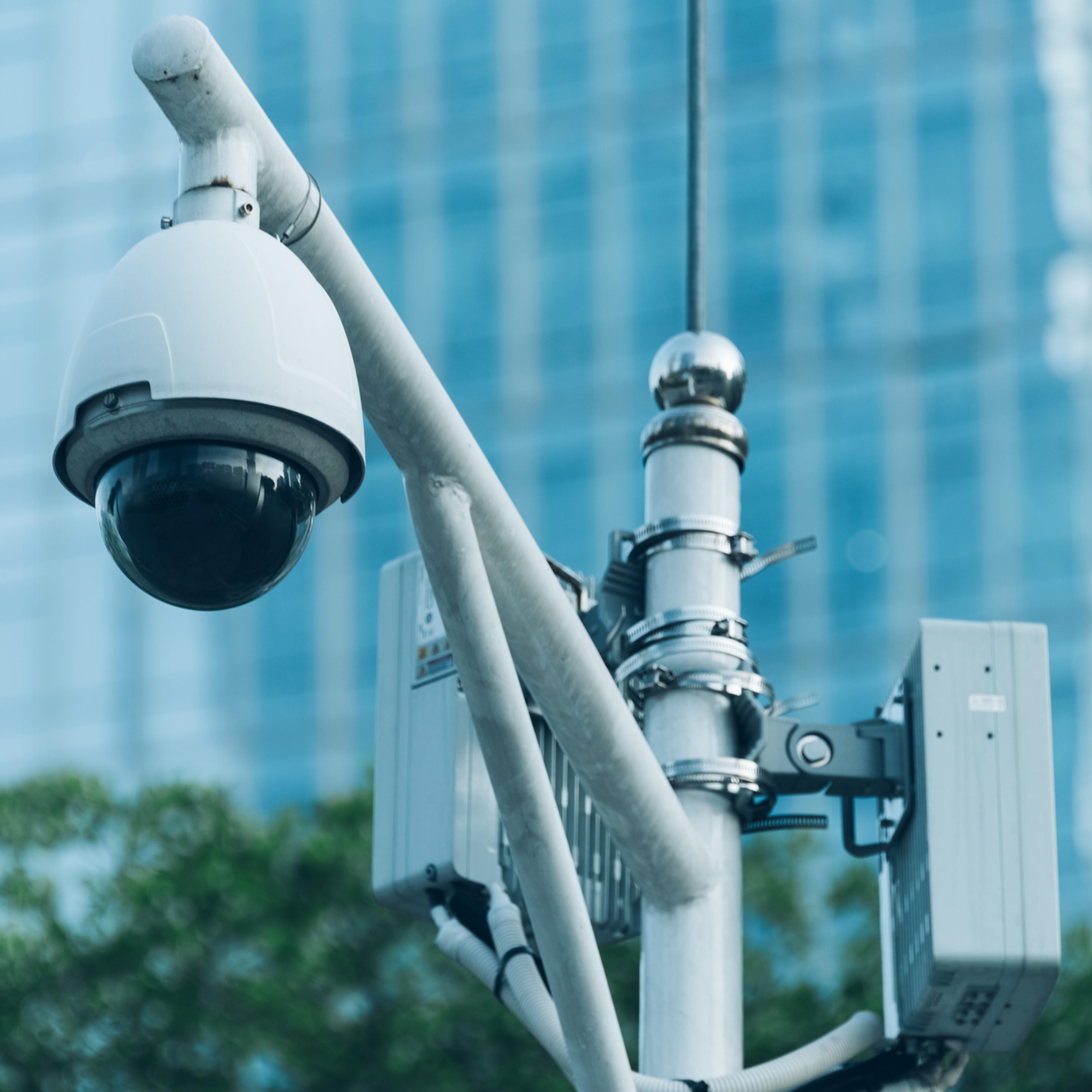 Servicio de Seguridad Electrónica