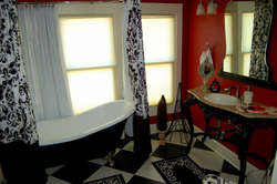 Elizabeth Room - Bathroom