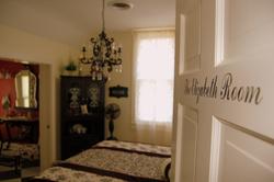 Elizabeth Room - door