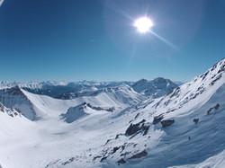 Neige et Montagnes