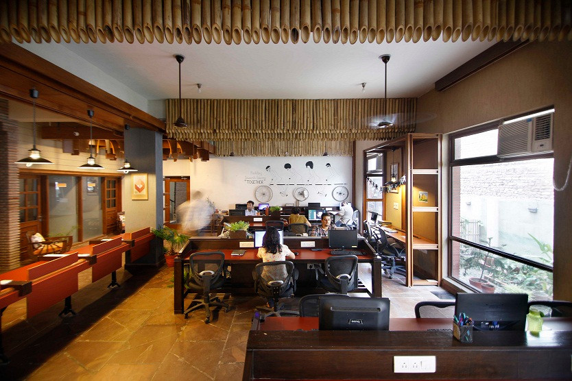 Unboxed Coworking