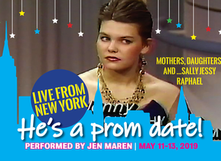Live from New York, He's a Prom Date!