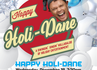 HAPPY HOLI-DANE