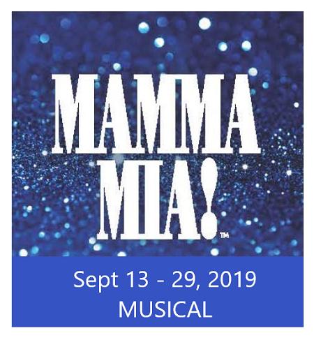 Tickets for Mamma Mia!