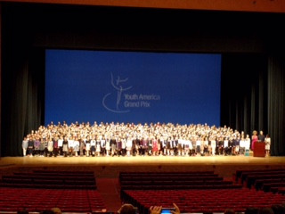 YAGP2017日本予選 TOP12受賞&スカラシップ3校受賞