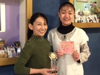 2016マダムグランプリ グランプリ金賞(1位)受賞