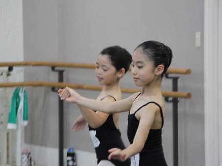 *HOJOバレエスタジオ授業参観(一般公開)*(先着順受付)