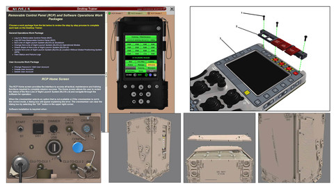 Launcher Interface Training