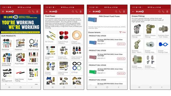Digital Catalog App