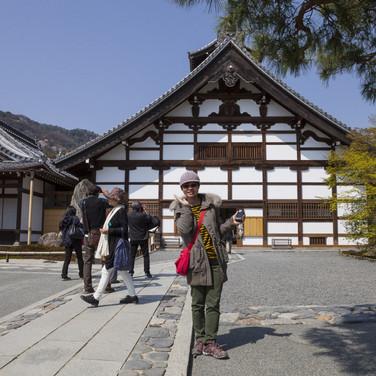 ARASHIYAMA TENRYU-JI TEMPLE, C-3