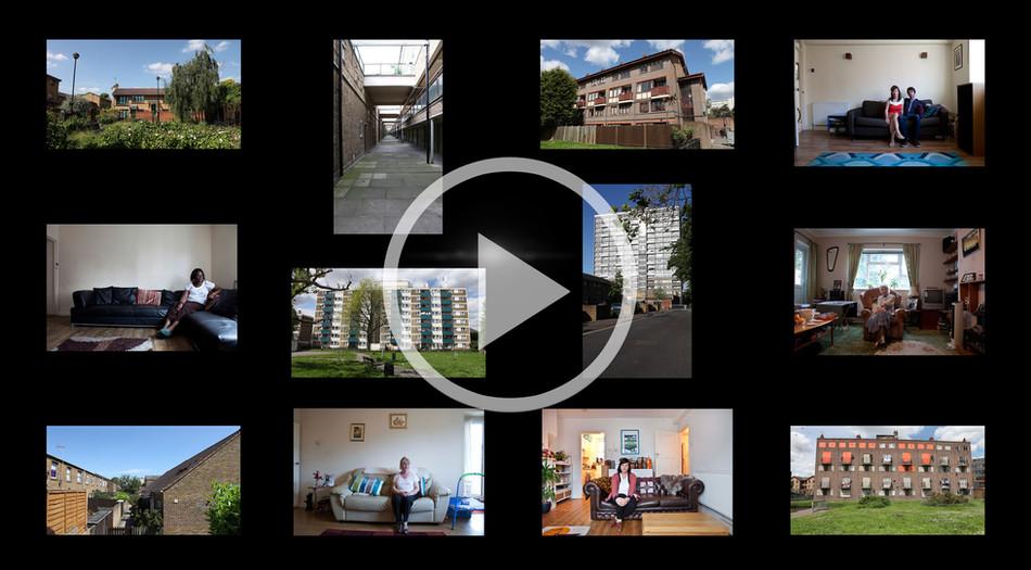 InSiDe oUt: Hackney's Estates Rediscovered