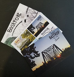Bastrop Old Iron Bridge Postcards (2).jp