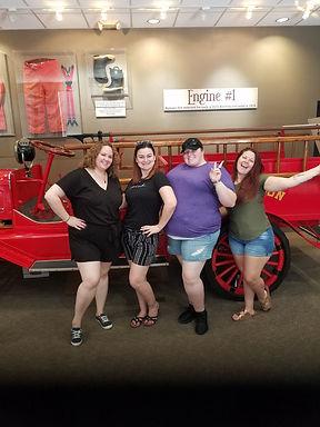 Forth Worth area Girls Trip visitors Rac