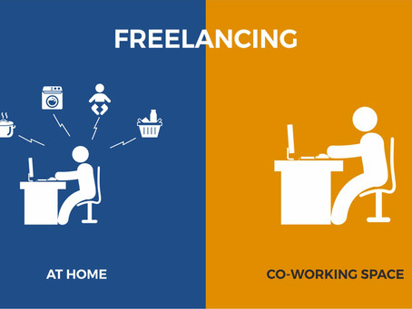 6 Benefits of Coworking Spaces