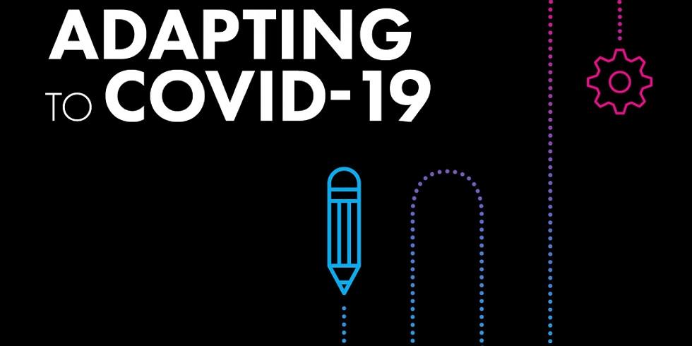 Pivoting Through COVID Live Online Part 3: Entrepreneur Mindset