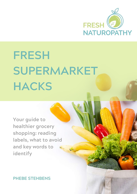 Supermarket Hacks ebook