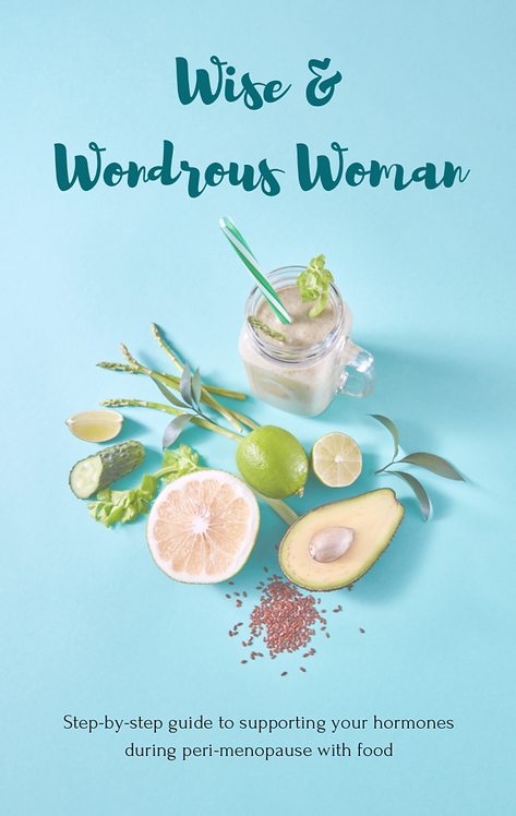 Wondrous Woman - Peri-menopause ebook guide