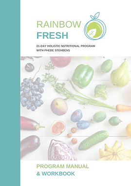 Rainbow Fresh ebook