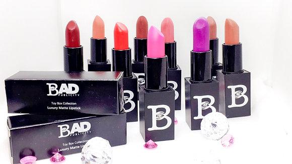 Luxury Matte Lipsticks