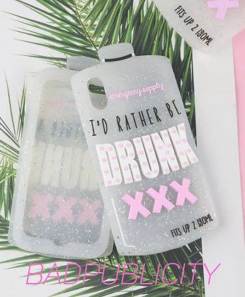 DrunkAF Phone Case