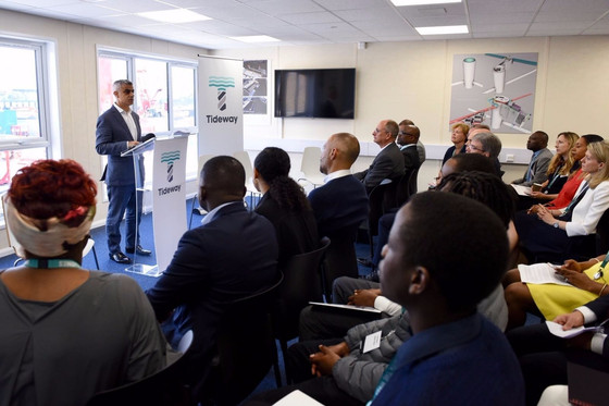 DCS Chair invited to launch 'WIN' with the Mayor of London