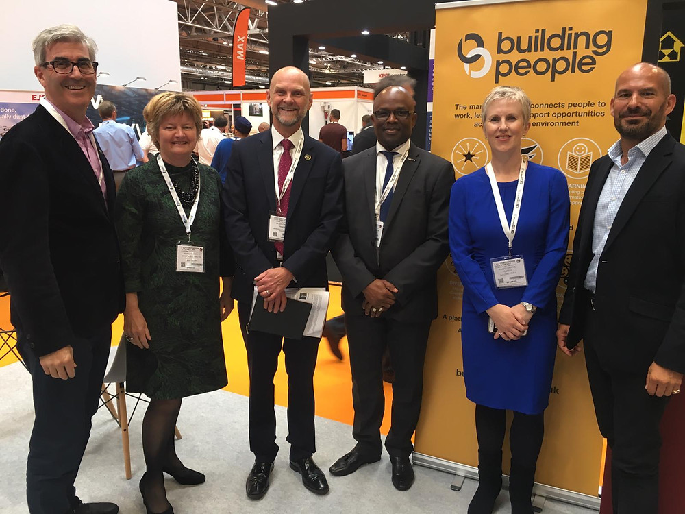 The Building People 'Industry Panel' & Chair
