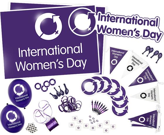 International Women's Day - #StayInYourLane (?) or #EachforEqual