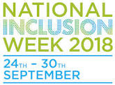 National Inclusion Week 2018
