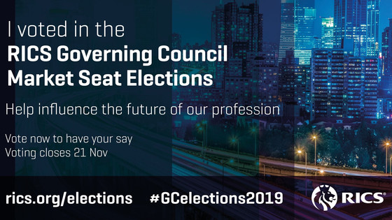 RICS Governing Council Elections 2019 concludes with DCS AGM