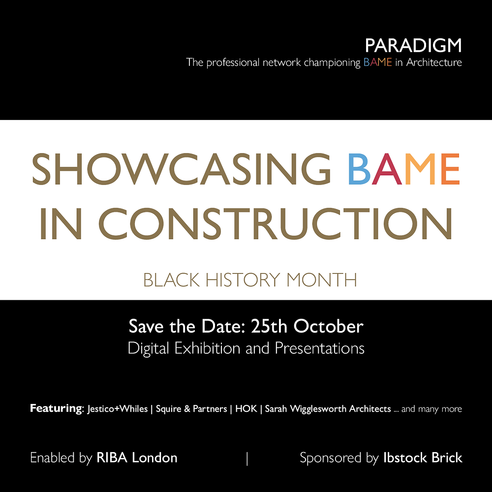The Main Event - enabled by RIBA London