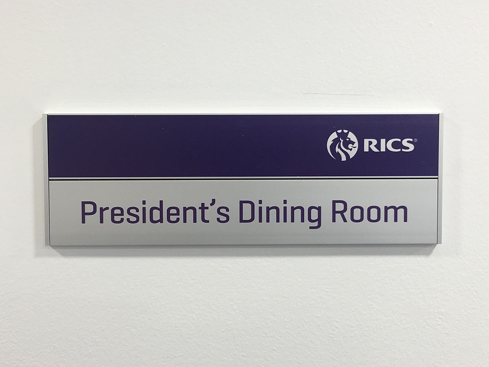 RICS London Regional Meeting, RICS HQ