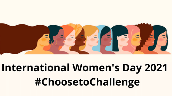 Celebrating #IWD2021_ #ChooseToChallenge...!!