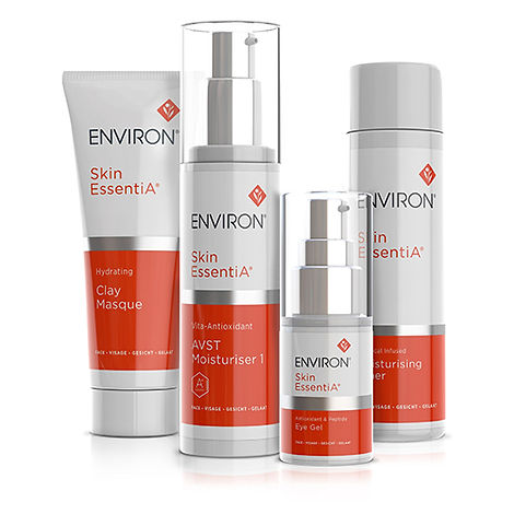environ skin essentia skincare products