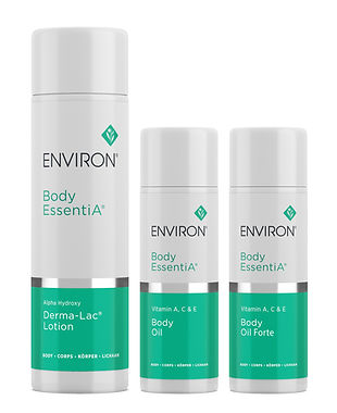 environ body essentia green products