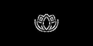 lotus flower icon yoga