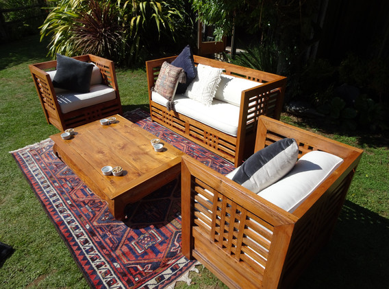GK Events Hire Lounging Space