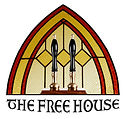 The Free House logo - white background 1