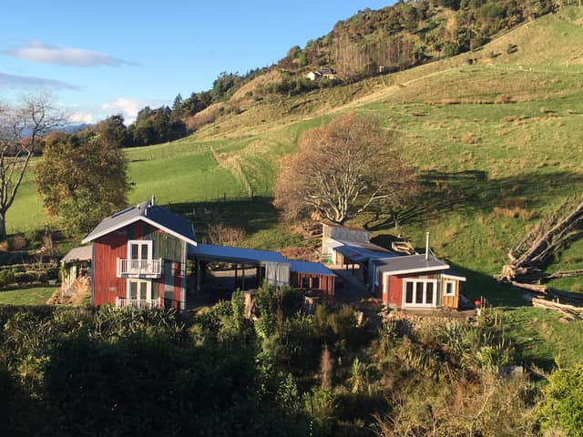 The Pear Orchard Lodge