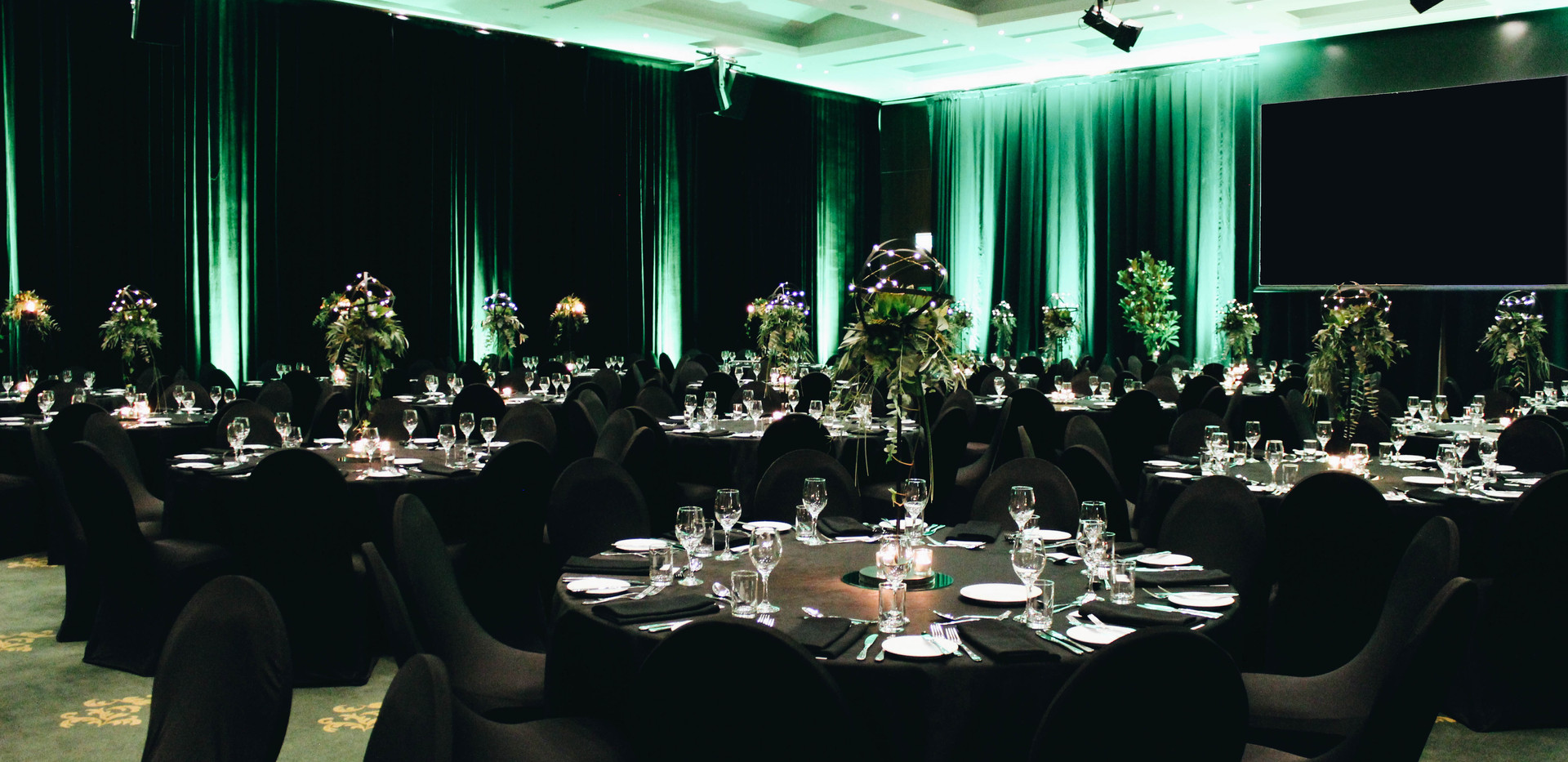 Rutherford Hotel Corporate Event